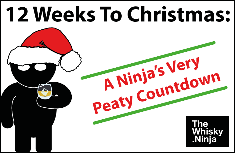 12 Weeks To Christmas - A Very Peaty Countdown