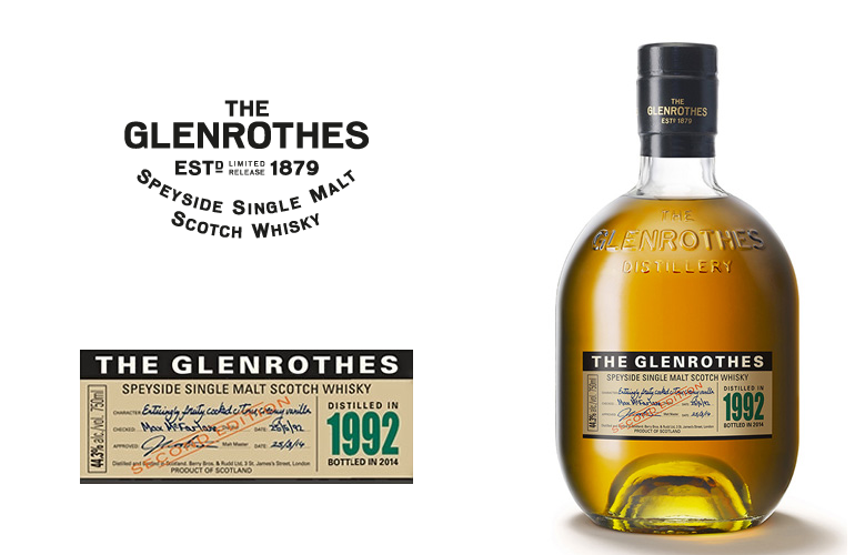 The Glenrothes 1992 Second Edition