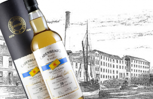 Port Dundas Single Grain 20yo 1988 Cadenheads