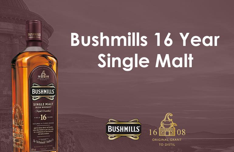 Bushmills 16 Year