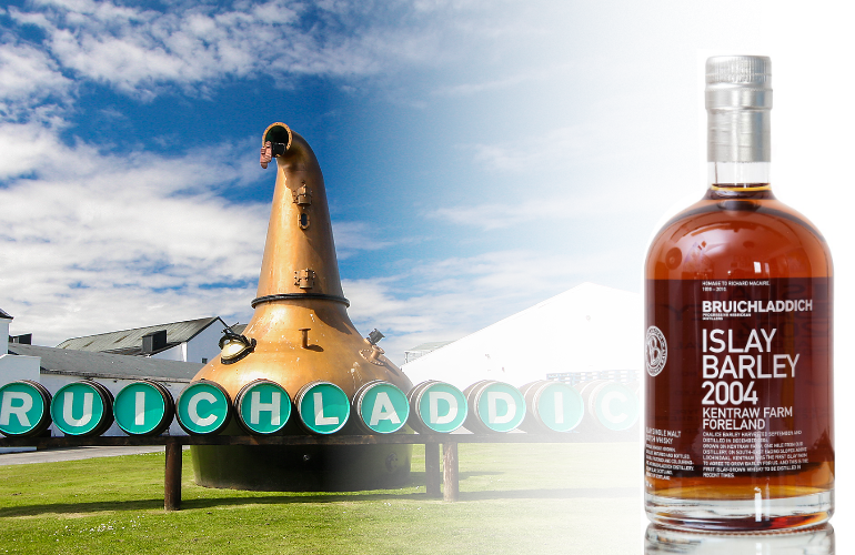 Bruichladdich Islay Barley 2004 for Feis Ile 2010