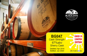 Black Gate BG047 - Cask Strength
