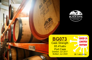 Black Gate BG073 - Cask Strength